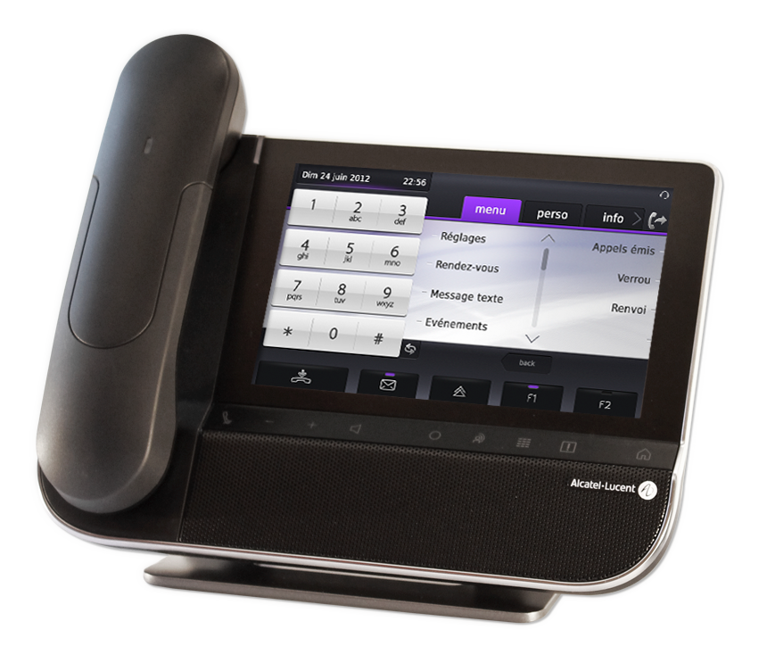 Alcatel Business Phone Systems
