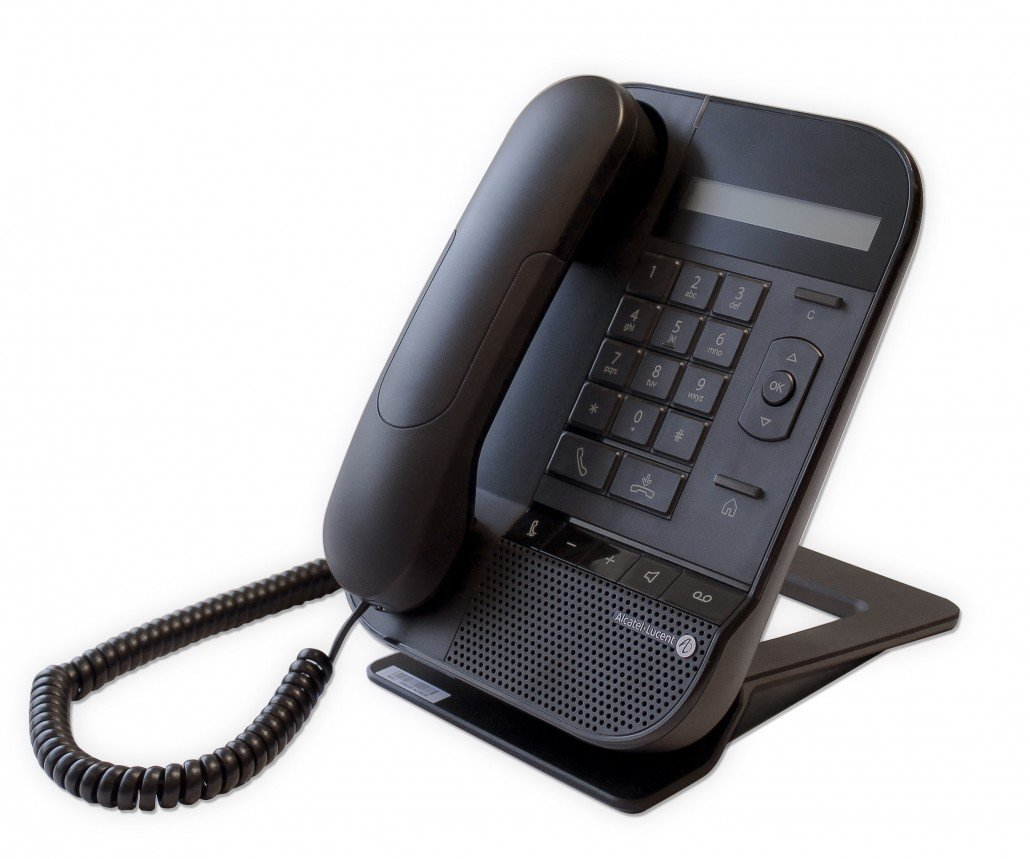 8012 DeskPhones are cost-effective, entry-level phones that offer SIP  telephony for essential communications in a business-grade design.