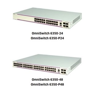 Alcatel Lucent 6350 Oniswitch Network Switch