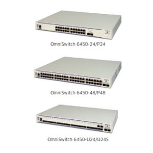 Alcatel Lucent 6450 OmniSwitch Network Switch