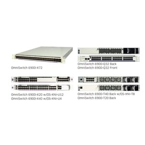 Alcatel Lucent 6900 OmniSwitch Network Switch