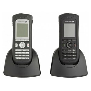 Alcatel Lucent 8118.8128 WLAN Phones