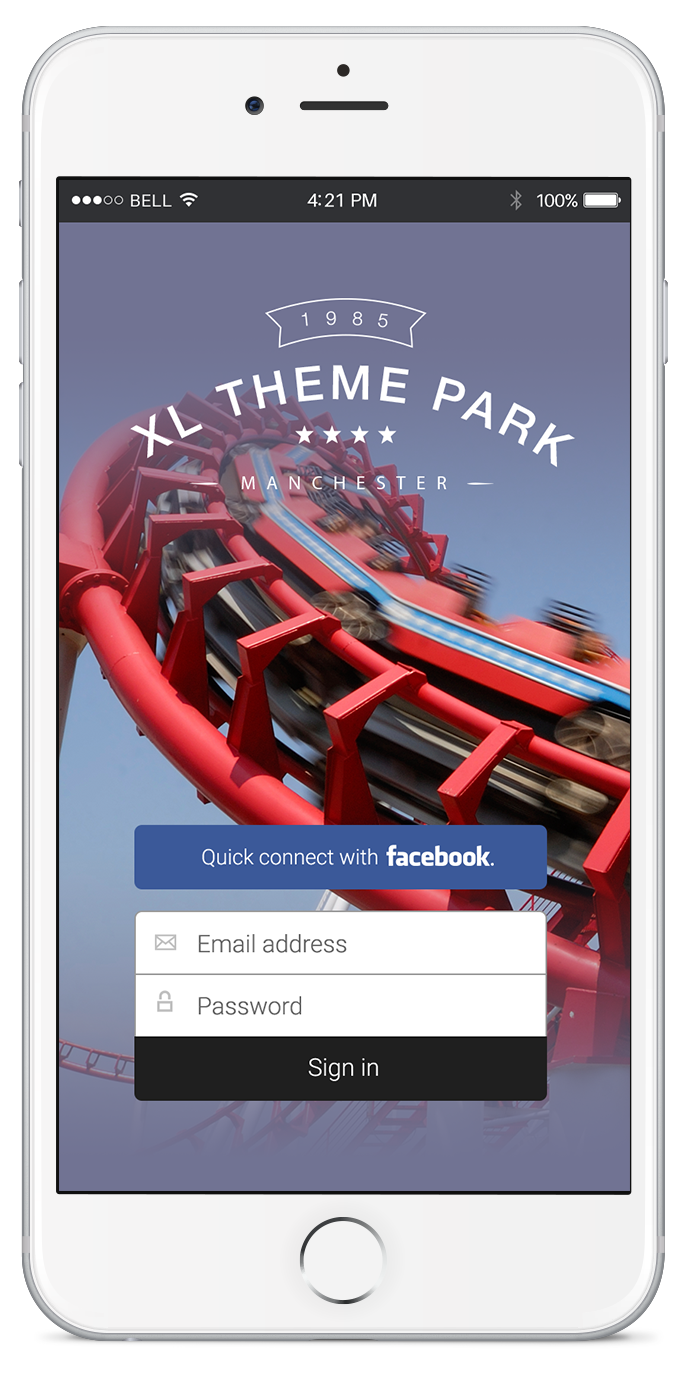 Attractions - Theme Park WiFi