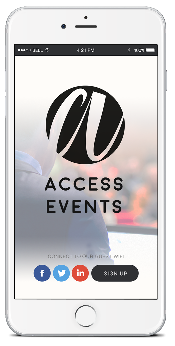 Event Management WiFi