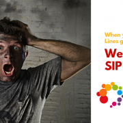 When your phone lines go down, we make SIP happen.