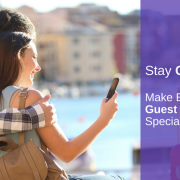 Stay Connected, Avita Hospitality