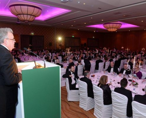 The IHF Galla Dinner