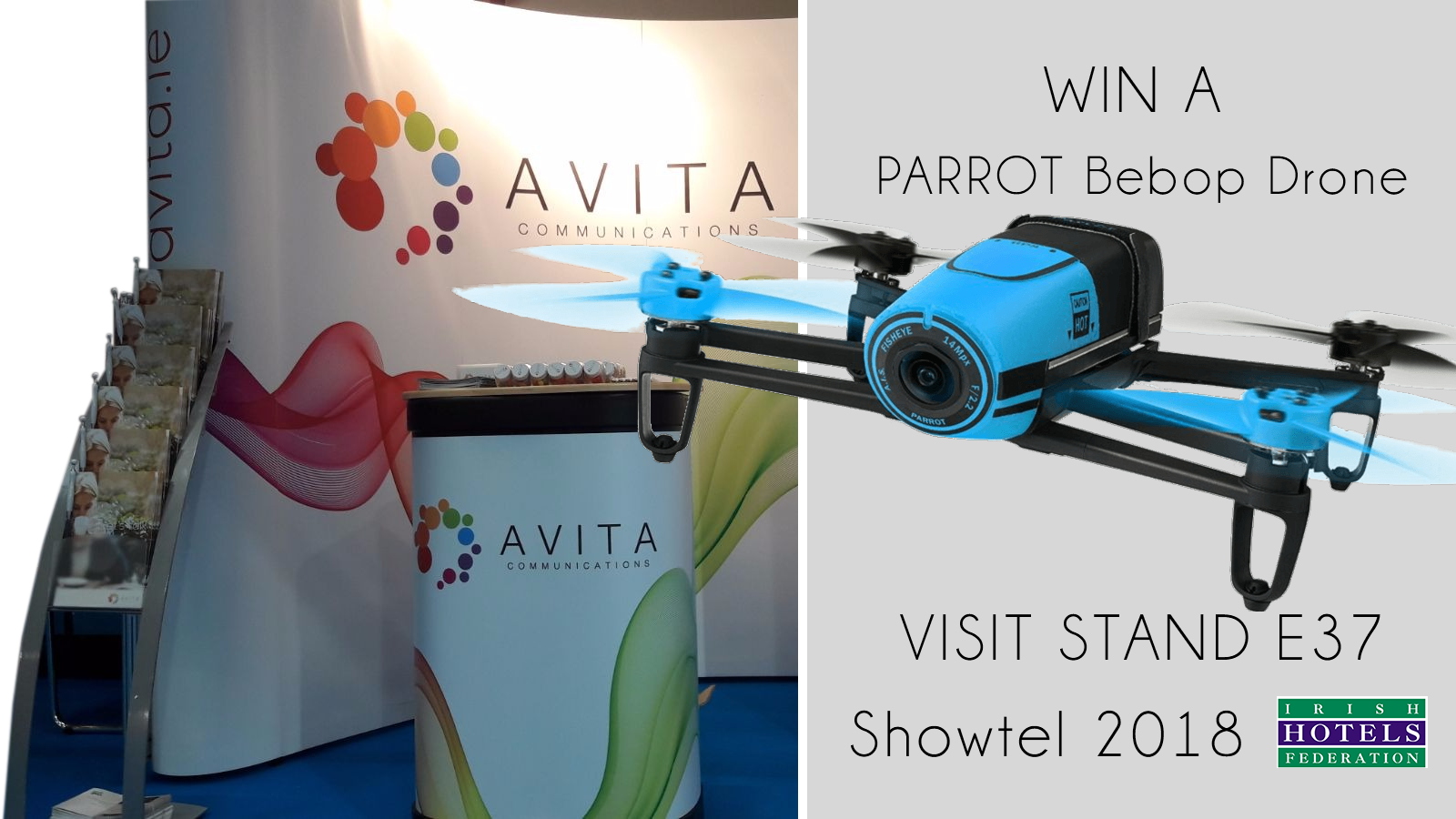 avita Showcasing at IHF Showtel 2018