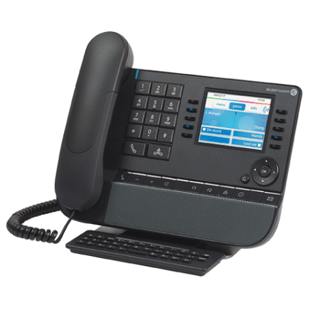 Alcatel-Lucent 8058s premium desk phone for IP phone system