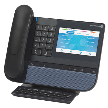 Alcatel-Lucent 8068s premium desk phone for IP phone system