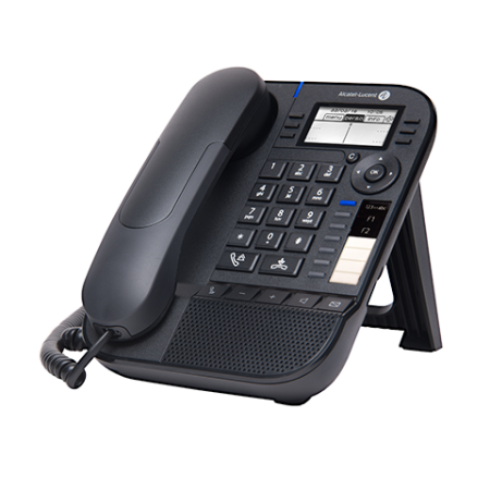 Alcatel-Lucent 8018 Desk Phone for IP Phone System/PBX/PBAX