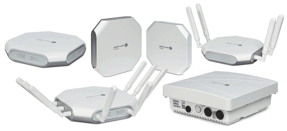 Alcatel-lucent Wifi Range
